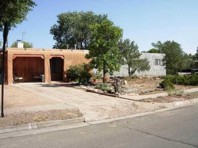 1621 Paseo De La Conquistadora, Santa Fe, NM 87501 (MLS #202104406) :: Neil Lyon Group | Sotheby's International Realty