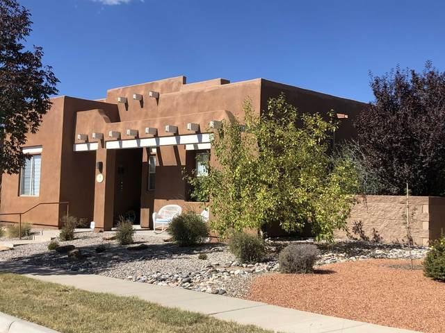 10 Cimarron Pass, Santa Fe, NM 87508 (MLS #202104433) :: Berkshire Hathaway HomeServices Santa Fe Real Estate