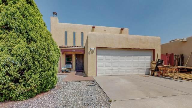2206 Camino Rancho Siringo, Santa Fe, NM 87505 (MLS #202104439) :: Berkshire Hathaway HomeServices Santa Fe Real Estate