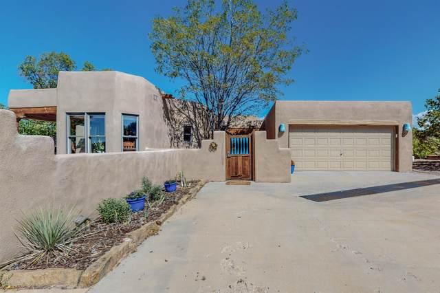 16 Tarro Rd, Santa Fe, NM 87508 (MLS #202104462) :: Berkshire Hathaway HomeServices Santa Fe Real Estate