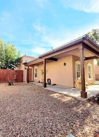 6952 Valentine Way, Santa Fe, NM 87507 (MLS #202104474) :: Neil Lyon Group | Sotheby's International Realty