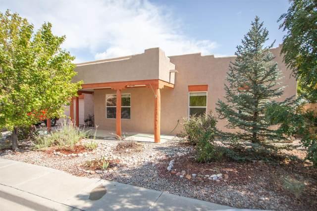 4711 Contenta Ridge, Santa Fe, NM 87507 (MLS #202104476) :: Stephanie Hamilton Real Estate