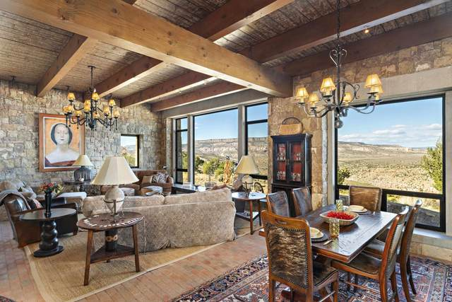 411 Mesa Prieta Road - The River Ranch, Youngsville, NM 87064 (MLS #202104487) :: Summit Group Real Estate Professionals
