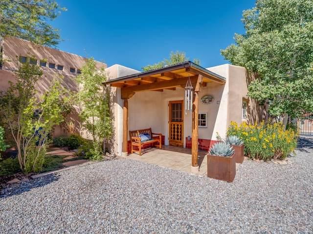 832 Dunlap A, Santa Fe, NM 87501 (MLS #202104511) :: Neil Lyon Group | Sotheby's International Realty