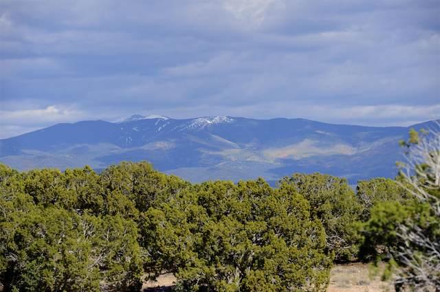 22 Camino Alazan Lot 106, Santa Fe, NM 87506 (MLS #202104519) :: Neil Lyon Group | Sotheby's International Realty