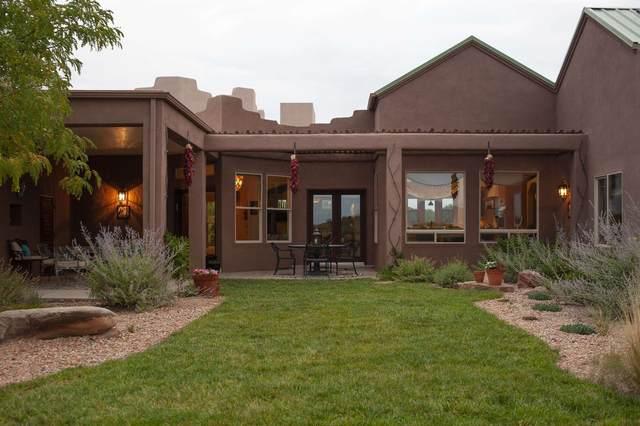 56 Cielo De Oro, Santa Fe, NM 87508 (MLS #202104520) :: Neil Lyon Group | Sotheby's International Realty