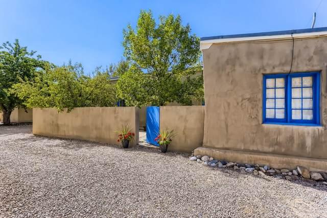 824 Dunlap Unit A, Santa Fe, NM 87501 (MLS #202104523) :: Summit Group Real Estate Professionals