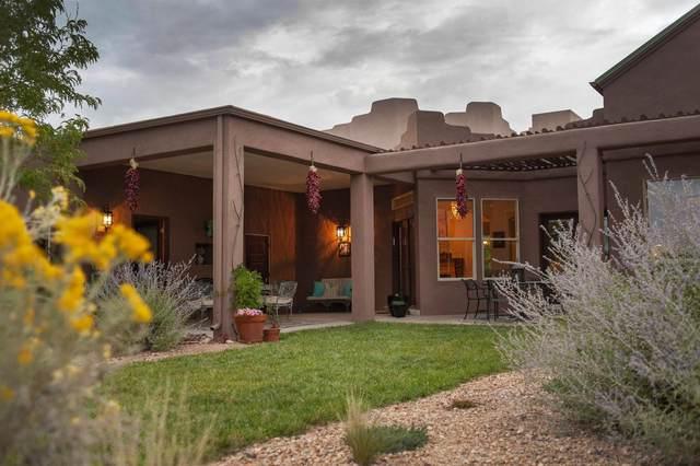 56 Cielo De Oro, Santa Fe, NM 87508 (MLS #202104527) :: Neil Lyon Group | Sotheby's International Realty
