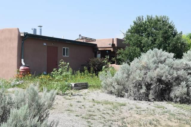 61 Vista Del Ocaso Bridge Street, Ranchos De Taos, NM 87557 (MLS #202104545) :: Neil Lyon Group | Sotheby's International Realty
