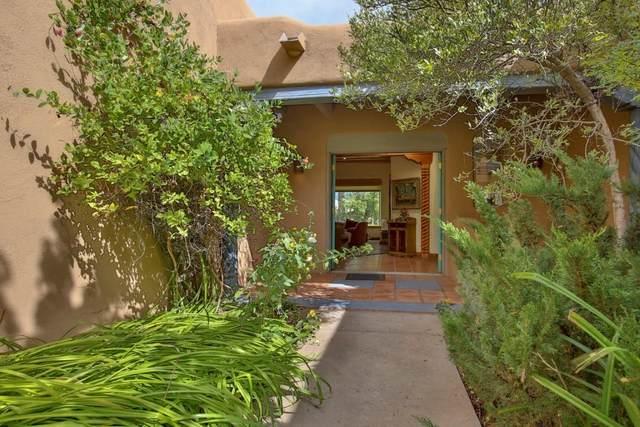 21 Mirio Drive, Taos, NM 87529 (MLS #202104556) :: Neil Lyon Group   Sotheby's International Realty