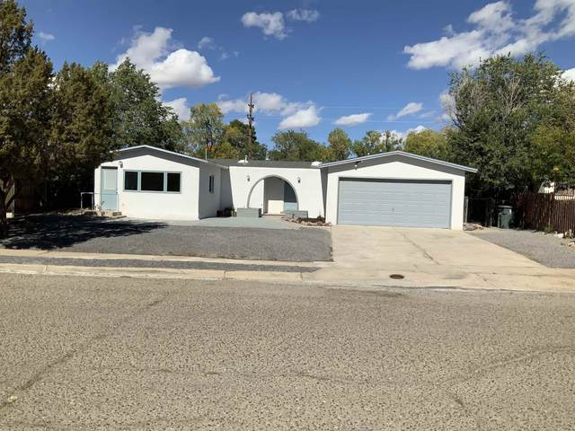 3019 Calle Caballero, Santa Fe, NM 87507 (MLS #202104577) :: The Very Best of Santa Fe