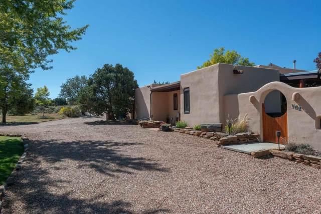162 Piedra Loop, Los Alamos, NM 87547 (MLS #202104578) :: Stephanie Hamilton Real Estate