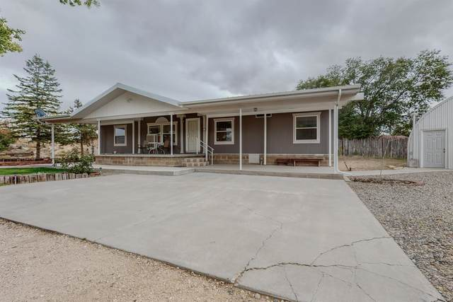 19B Boneyard Road, Espanola, NM 87532 (MLS #202104580) :: Stephanie Hamilton Real Estate