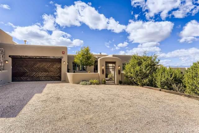 7 Via Diamante, Santa Fe, NM 87506 (MLS #202104591) :: The Very Best of Santa Fe