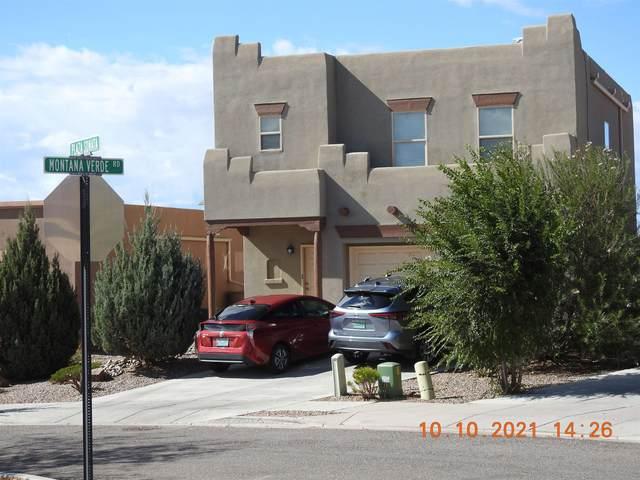 4214 Plaza Sonata, Santa Fe, NM 87507 (MLS #202104600) :: The Very Best of Santa Fe