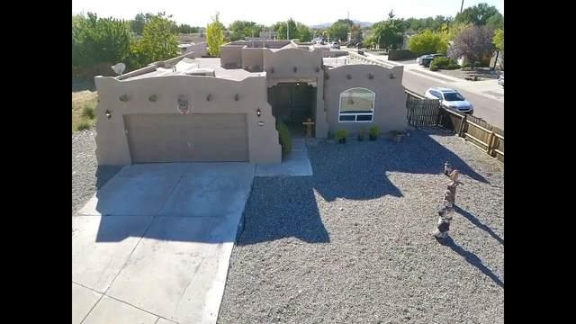 3924 Camino Vista Verde, Santa Fe, NM 87507 (MLS #202104602) :: Neil Lyon Group | Sotheby's International Realty