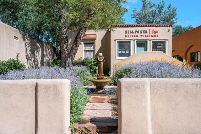 211 E Palace Avenue, Santa Fe, NM 87501 (MLS #202104604) :: Neil Lyon Group | Sotheby's International Realty