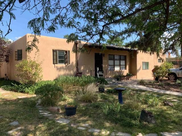 1205 Maclovia St., Santa Fe, NM 87505 (MLS #202104605) :: The Very Best of Santa Fe