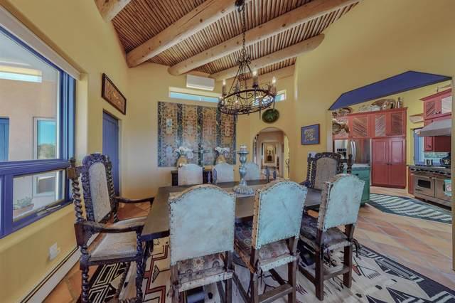 16 Los Prados, Santa Fe, NM 87506 (MLS #202104611) :: Neil Lyon Group | Sotheby's International Realty