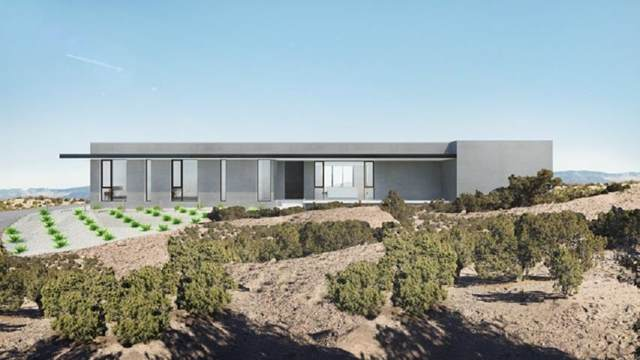 6 Vista Del Cielo, Santa Fe, NM 87506 (MLS #202104612) :: The Very Best of Santa Fe