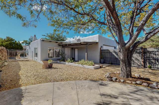 1202 Morning Drive, Santa Fe, NM 87507 (MLS #202104615) :: Berkshire Hathaway HomeServices Santa Fe Real Estate