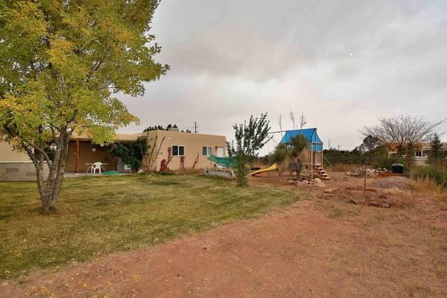 3338 La Avenida De San Marcos, Santa Fe, NM 87507 (MLS #202104618) :: Berkshire Hathaway HomeServices Santa Fe Real Estate