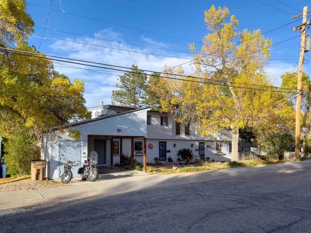 3260 Orange St A & B, Los Alamos, NM 87544 (MLS #202104629) :: Neil Lyon Group   Sotheby's International Realty