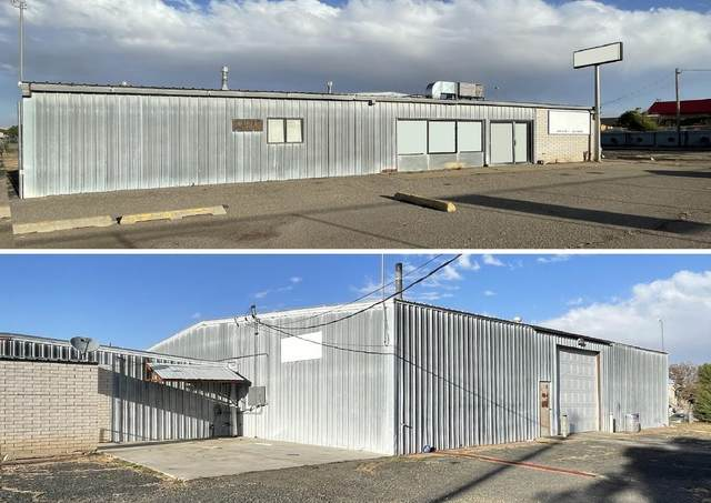 2616 7th St., Las Vegas, NM 87701 (MLS #202104636) :: Summit Group Real Estate Professionals
