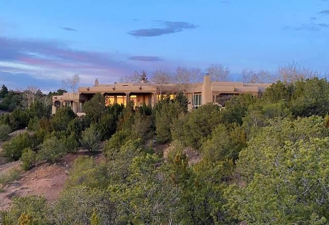 416 Los Altos Way, Santa Fe, NM 87501 (MLS #202104646) :: Neil Lyon Group | Sotheby's International Realty