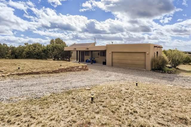 1 Monte Alto Way, Santa Fe, NM 87508 (MLS #202104654) :: Neil Lyon Group   Sotheby's International Realty