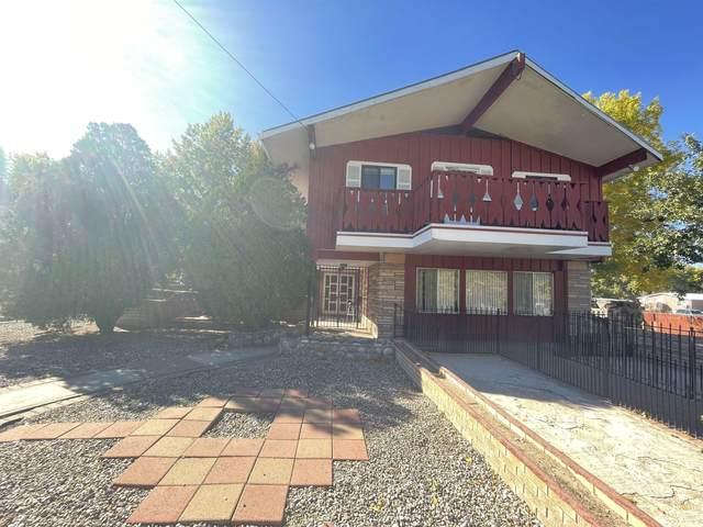 648 N Riverside, Espanola, NM 87532 (MLS #202104657) :: Summit Group Real Estate Professionals