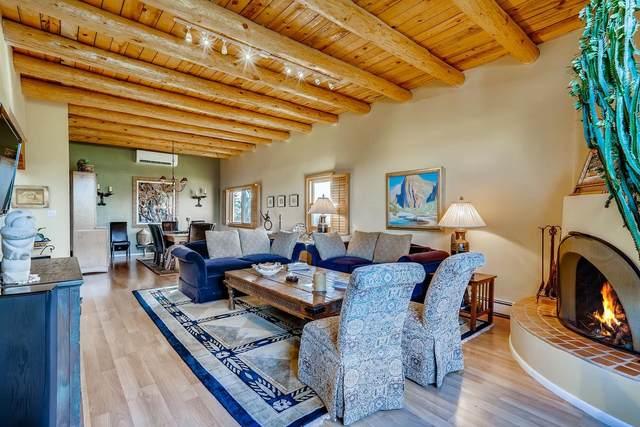 2813 Plaza Verde, Santa Fe, NM 87507 (MLS #202104663) :: Neil Lyon Group   Sotheby's International Realty