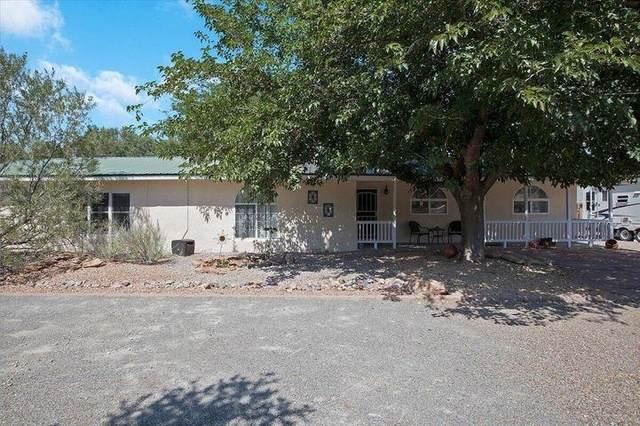601 El Pueblo Rd Nw, Albuquerque, NM 87107 (MLS #202104667) :: Neil Lyon Group | Sotheby's International Realty