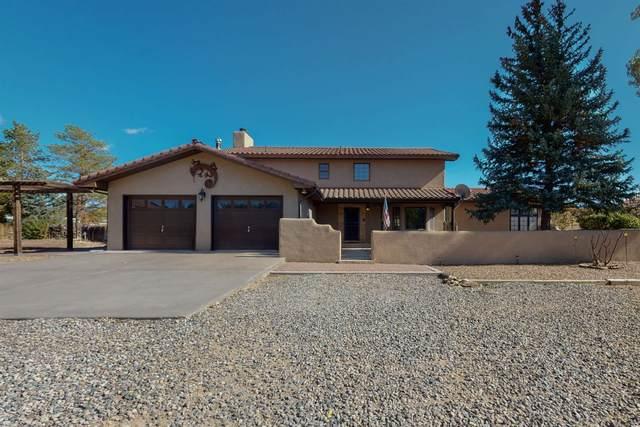 18 Casa De Ortiz, Santa Fe, NM 87506 (MLS #202104675) :: Neil Lyon Group | Sotheby's International Realty