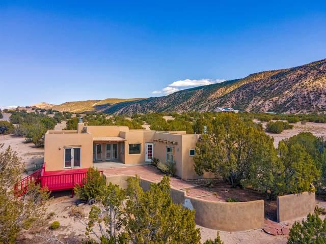 205 Cerrito De Baca, Ojo Caliente, NM 87549 (MLS #202104677) :: Neil Lyon Group | Sotheby's International Realty