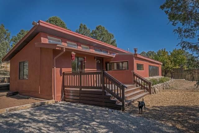 5 Monte Cubre, Glorieta, NM 87535 (MLS #202104682) :: Neil Lyon Group | Sotheby's International Realty