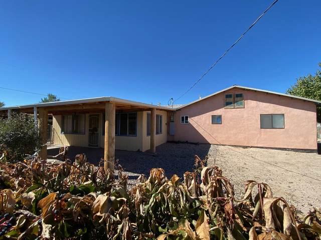 42 County Road 130, Hernandez, NM 87537 (MLS #202104684) :: Stephanie Hamilton Real Estate