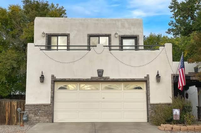 1224 Chacoma Lane, Espanola, NM 87532 (MLS #202104686) :: Neil Lyon Group   Sotheby's International Realty