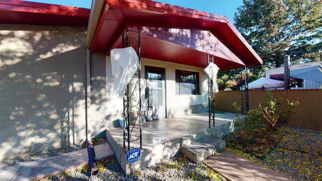 1369 Pacheco St., Santa Fe, NM 87505 (MLS #202104691) :: Stephanie Hamilton Real Estate