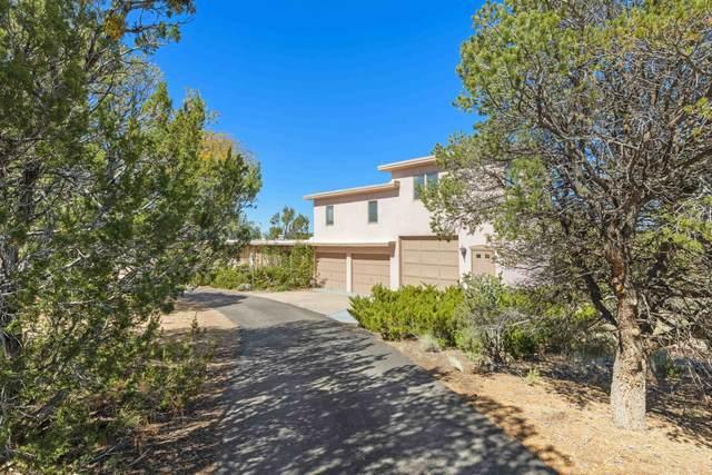 645 Camino Lejo, Santa Fe, NM 87505 (MLS #202104692) :: Summit Group Real Estate Professionals
