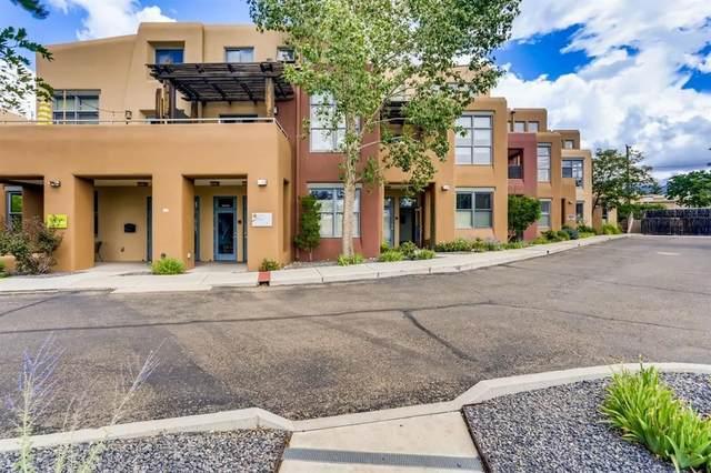 1012 Marquez Place 307A, Santa Fe, NM 87505 (MLS #202104698) :: Stephanie Hamilton Real Estate