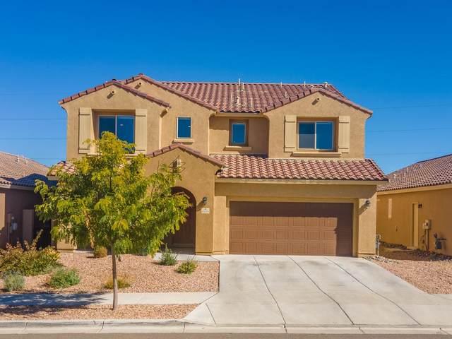 4695 Hojas Verdes, Santa Fe, NM 87507 (MLS #202104705) :: Summit Group Real Estate Professionals