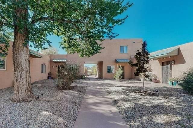 1347 Pacheco #3, Santa Fe, NM 87505 (MLS #202104709) :: Stephanie Hamilton Real Estate