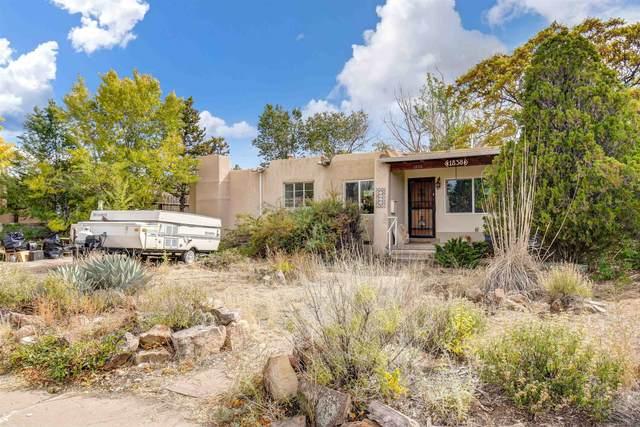 1838 Hopi, Santa Fe, NM 87505 (MLS #202104714) :: Summit Group Real Estate Professionals