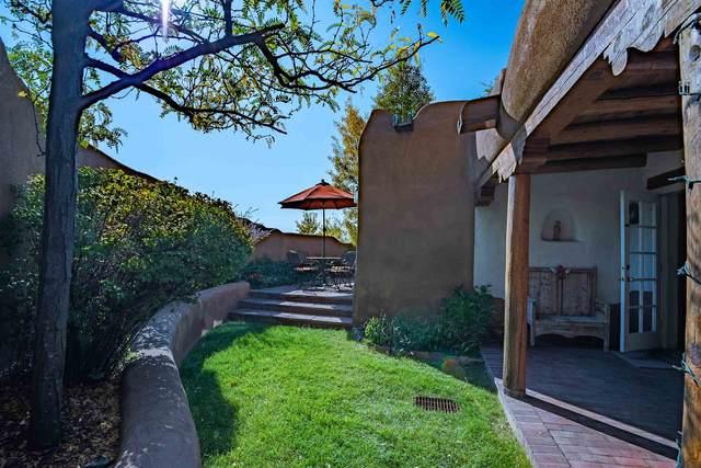 334 Otero Unit#1-1, Santa Fe, NM 87501 (MLS #202104719) :: Stephanie Hamilton Real Estate