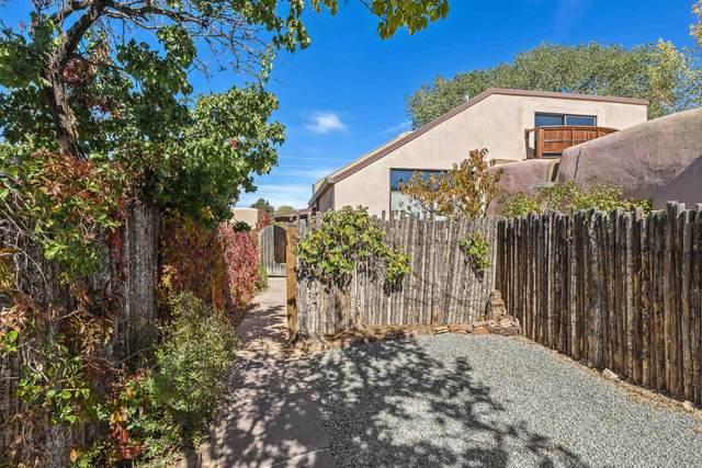 815 Ninita St #B, Santa Fe, NM 87505 (MLS #202104729) :: Stephanie Hamilton Real Estate