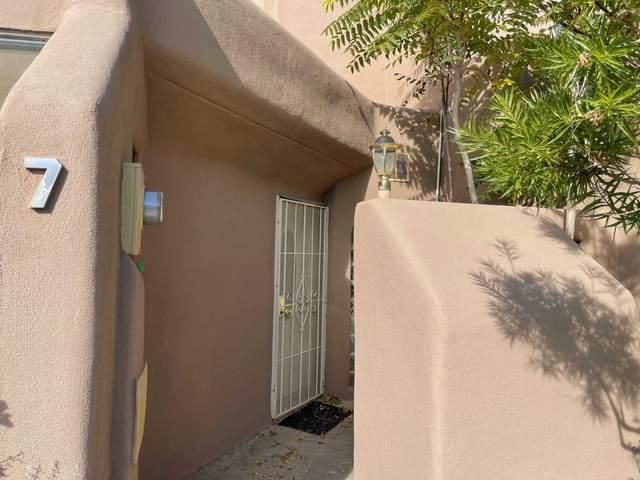 1339 Pacheco Court #7, Santa Fe, NM 87505 (MLS #202104736) :: Stephanie Hamilton Real Estate
