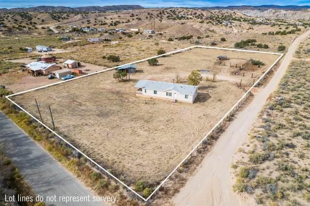 7 County Rd 1620, Abiquiu, NM 87510 (MLS #202104737) :: Stephanie Hamilton Real Estate