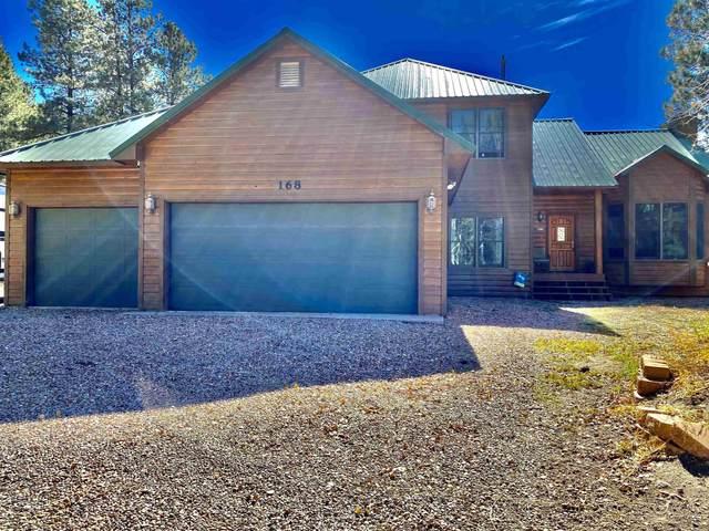 168 Los Griegos Road, Jemez Springs, NM 87025 (MLS #202104740) :: Stephanie Hamilton Real Estate