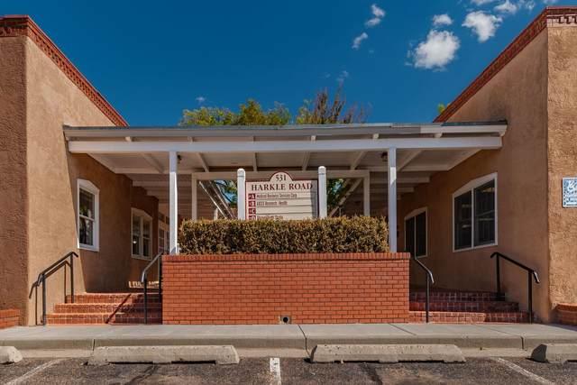 531 Harkle A, Santa Fe, NM 87505 (MLS #202104744) :: Summit Group Real Estate Professionals